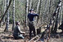 Pionier Wolf und Gefreiter Dohler